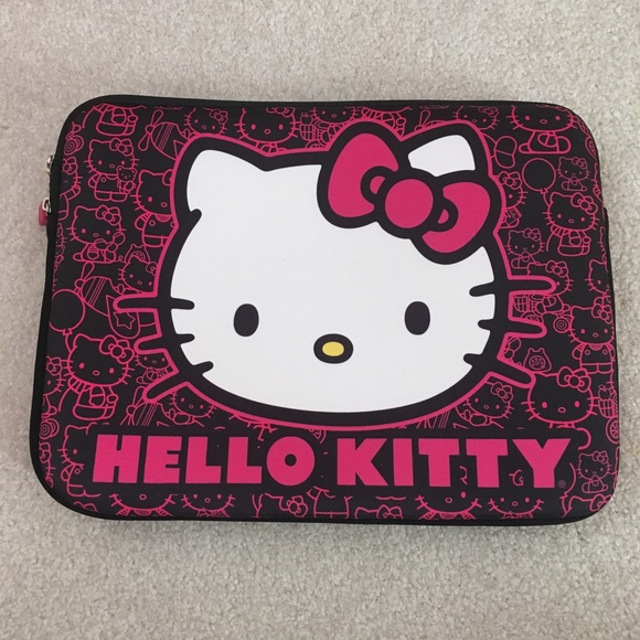bdd5dff4f Hello Kitty Bags | Price Drop Laptop Case | Poshmark